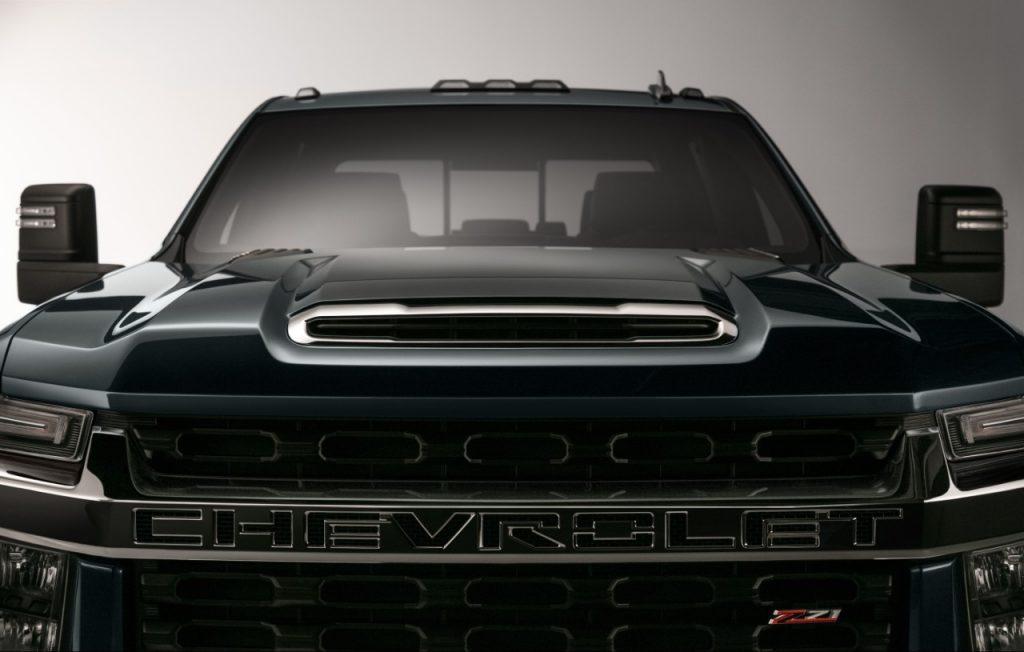 2020 Chevrolet Silverado 3500 HD Duramax