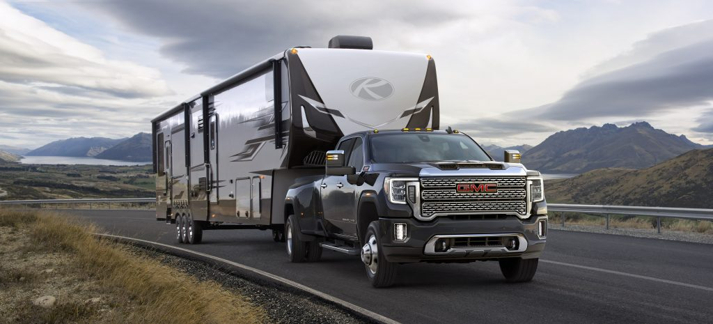 2020 GMC Sierra 3500HD Dually