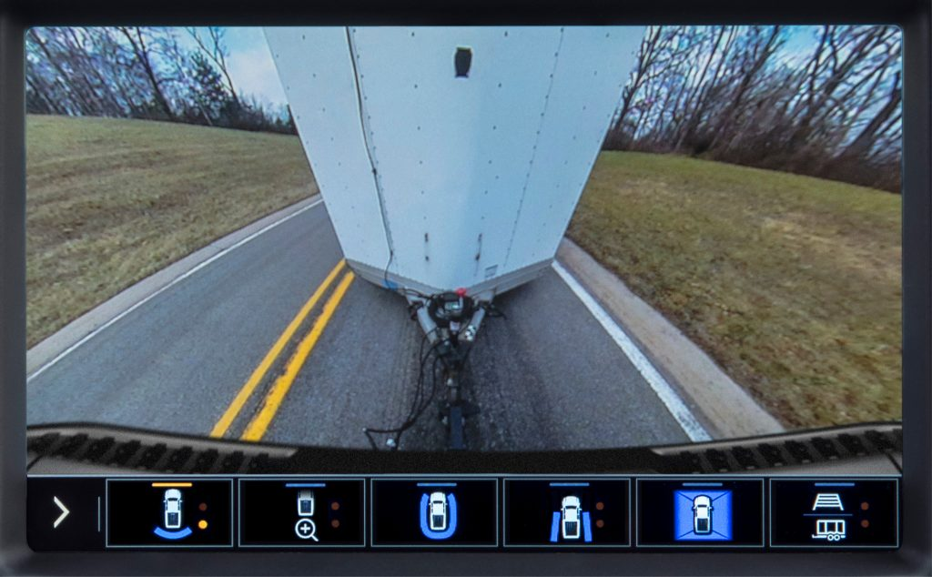Rear View Camera 2020 GMC Sierra HD