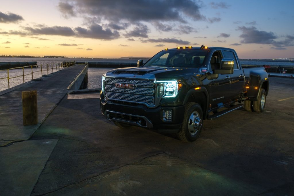 Gm Reveals Their New 2020 Gmc Sierra Hd Diesel Resource