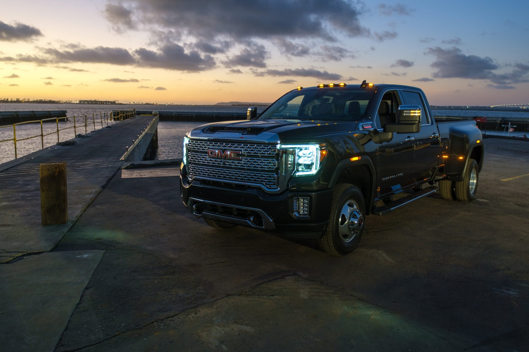 GM Reveals their New 2020 GMC Sierra HD   Diesel Resource