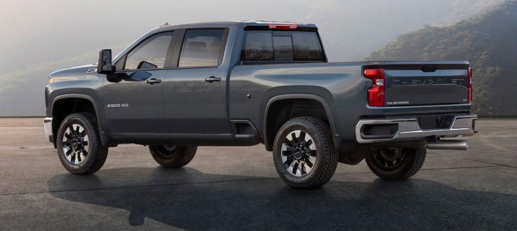 2020 Chevrolet Silverado HD Duramax