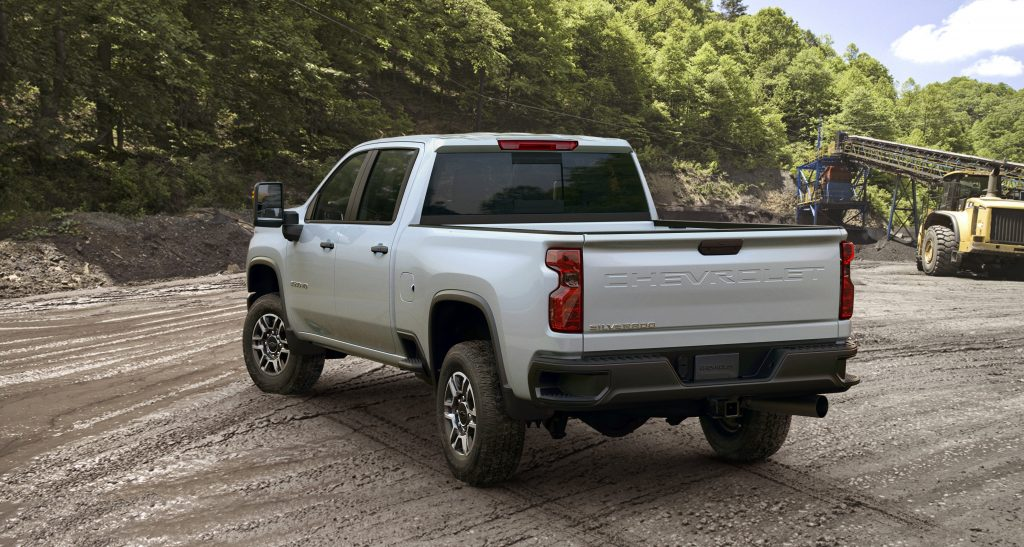 2020 Chevrolet Silverado 2500 HD Work Truck