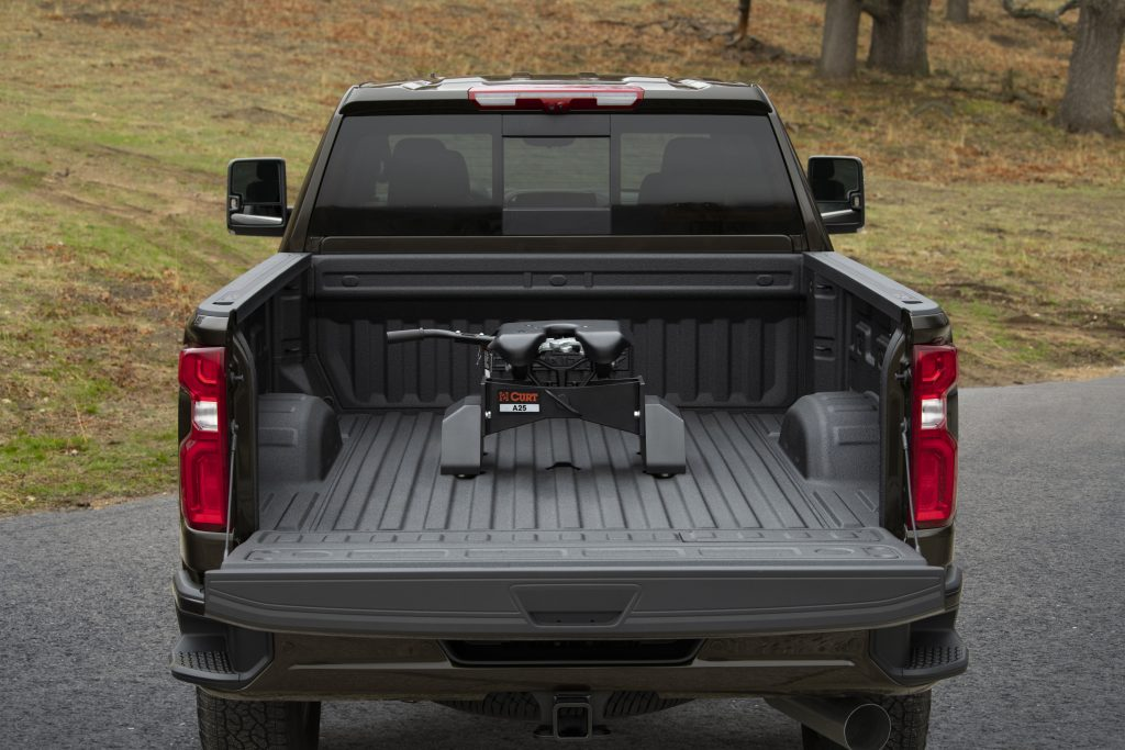 2020 Chevrolet SIlverado HD L5P Duramax DuraBed