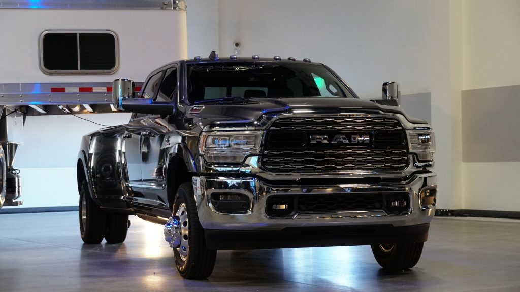 2019 Ram 3500 Heavy Duty Dually