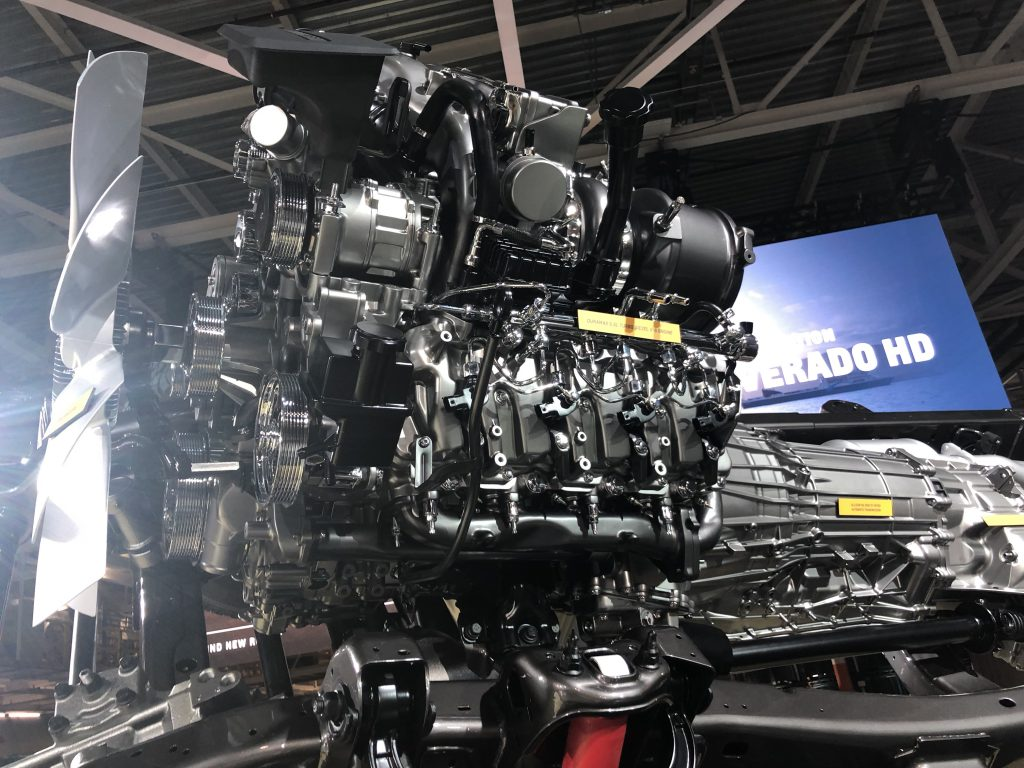 2020 6.6L L5P Duramax Engine