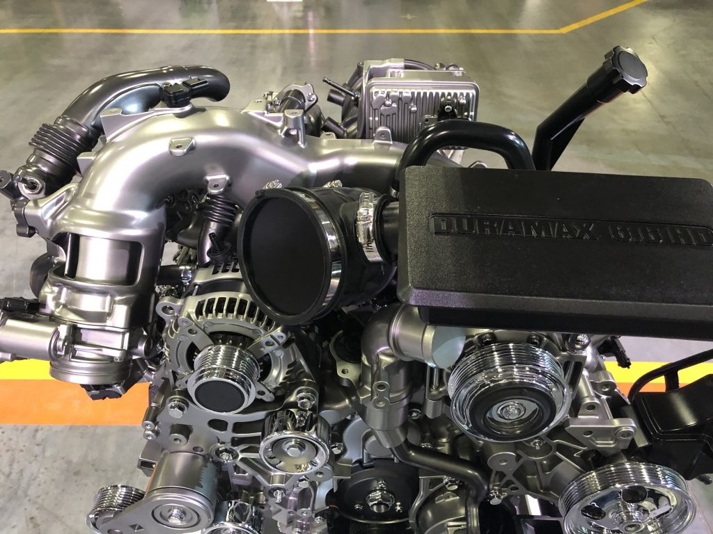 2020 L5P Duramax Engine