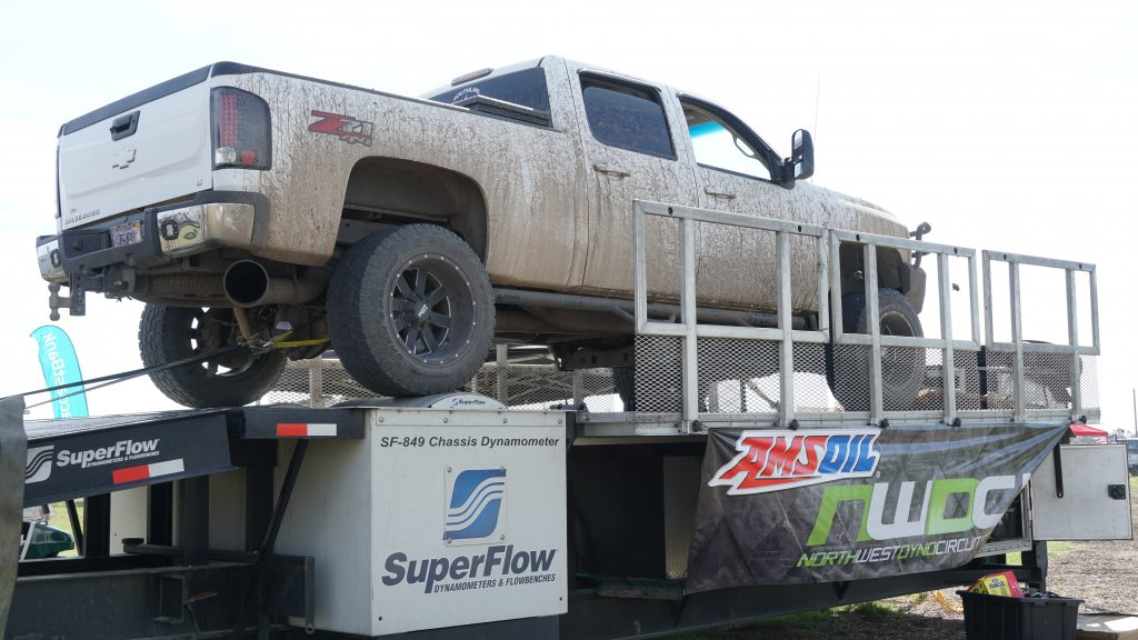 Diesels In The Swamp 2019 Duramax on Dyno