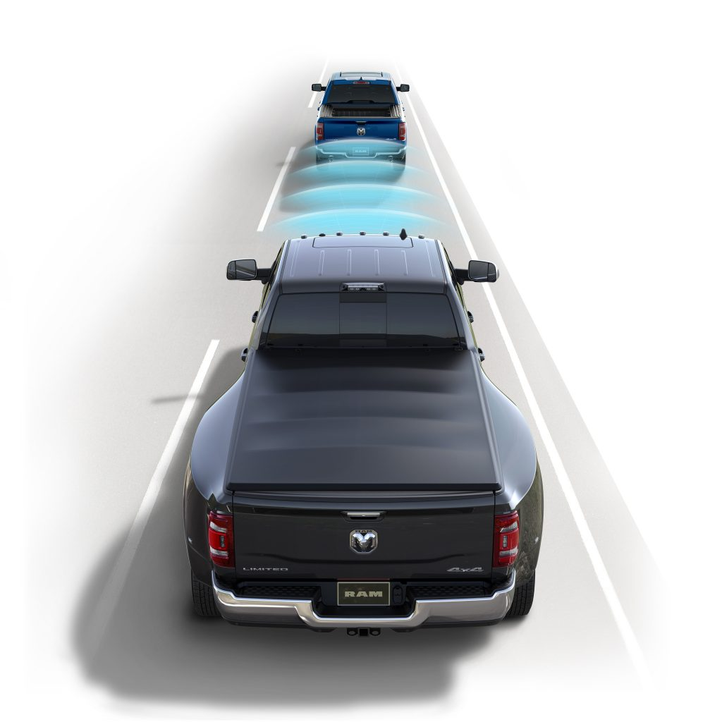 Adaptive Cruise Control 2019 Ram Heavy Duty Trucks