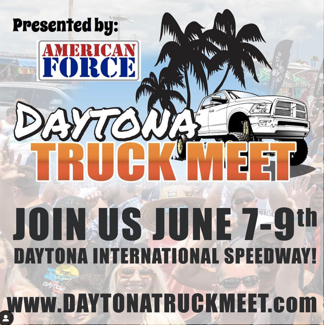 Daytona Truck Meet 2019