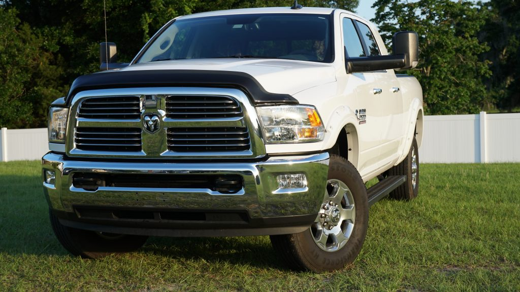 EGR Superguard Bug Shield 2018 Ram 2500