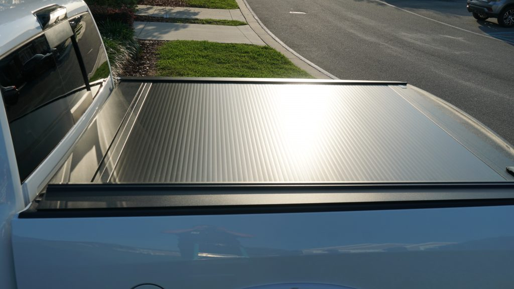 Top View of GatorTrax Tonneau Cover