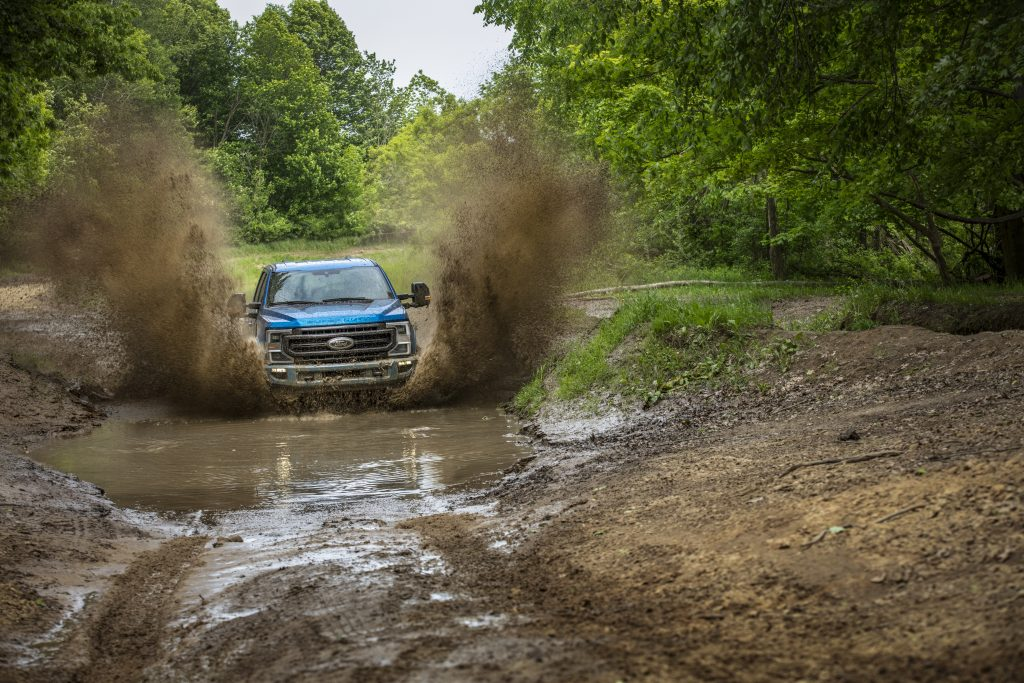 2020 Powerstroke with the Tremor Off-Road Package