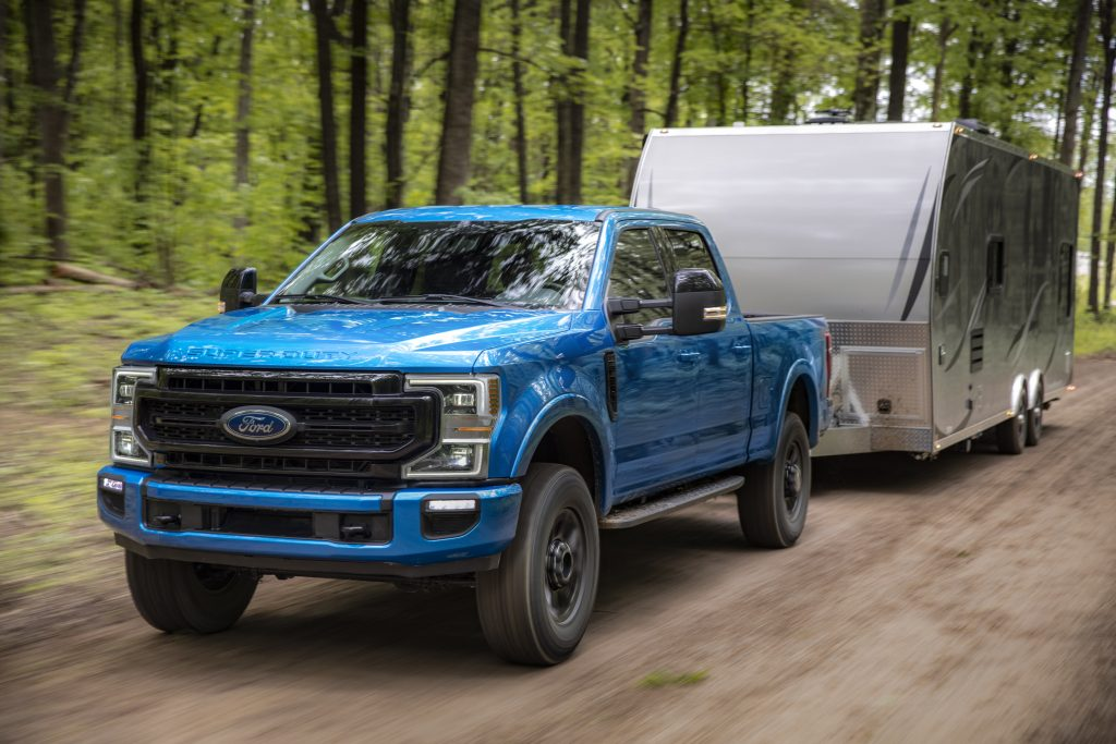2020 Ford Superduty Tremor Off-road package