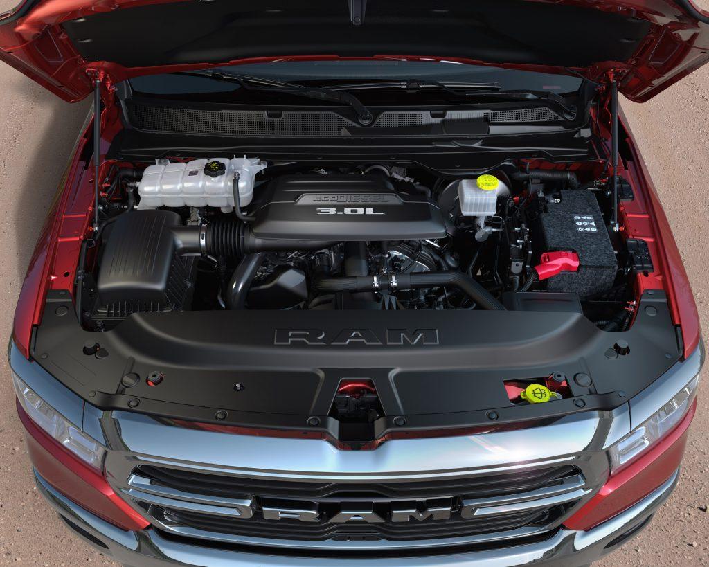 2020 Ram 1500 EcoDiesel Fuel Economy