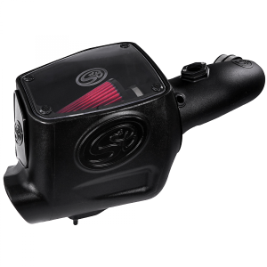 S&B Cold Air Intake 2008-2010 Ford Superduty with 6.4L Powerstroke Engine - Easy 6.4L Powerstroke upgrades.