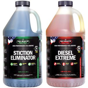 Hot Shot's Secret Stiction Eliminator and Diesel Extreme