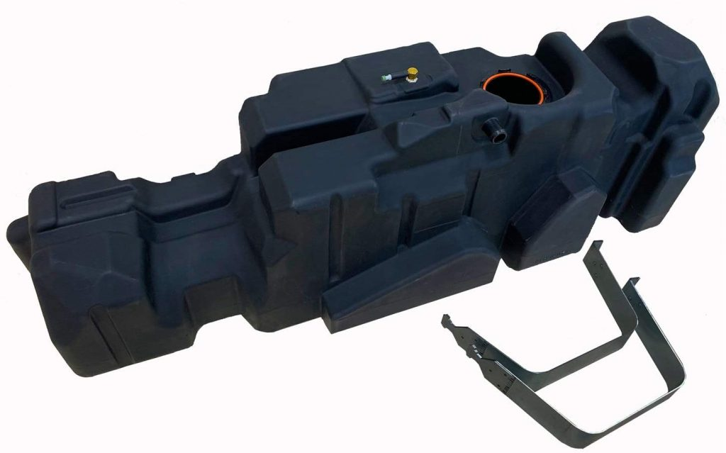2017-2019 L5P Duramax Crew Cab Short Bed Titan 56 Gallon Fuel Tank