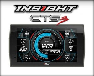Edge Insight CTS3 Diesel Performance Monitor