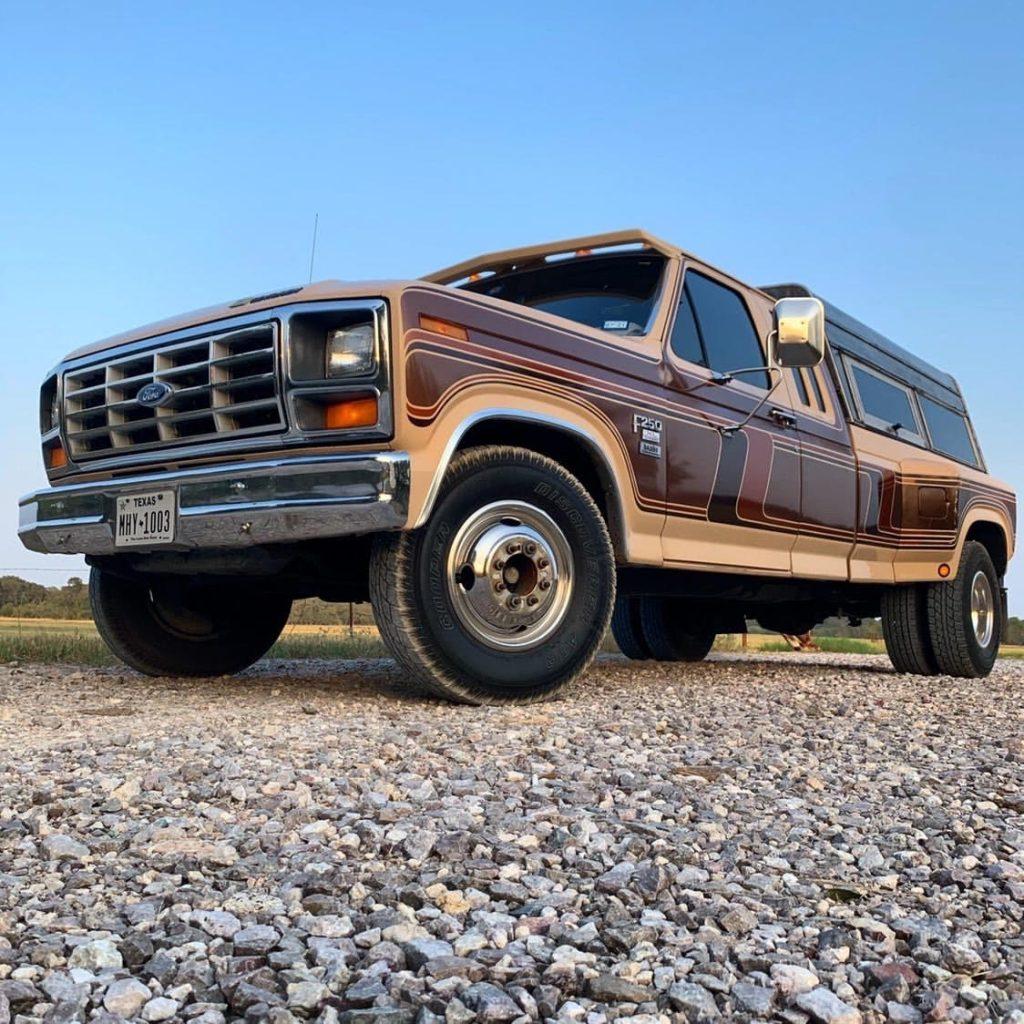 Ford 6 9l Idi Diesel Specs Ford 1983 1987 Diesel Trucks