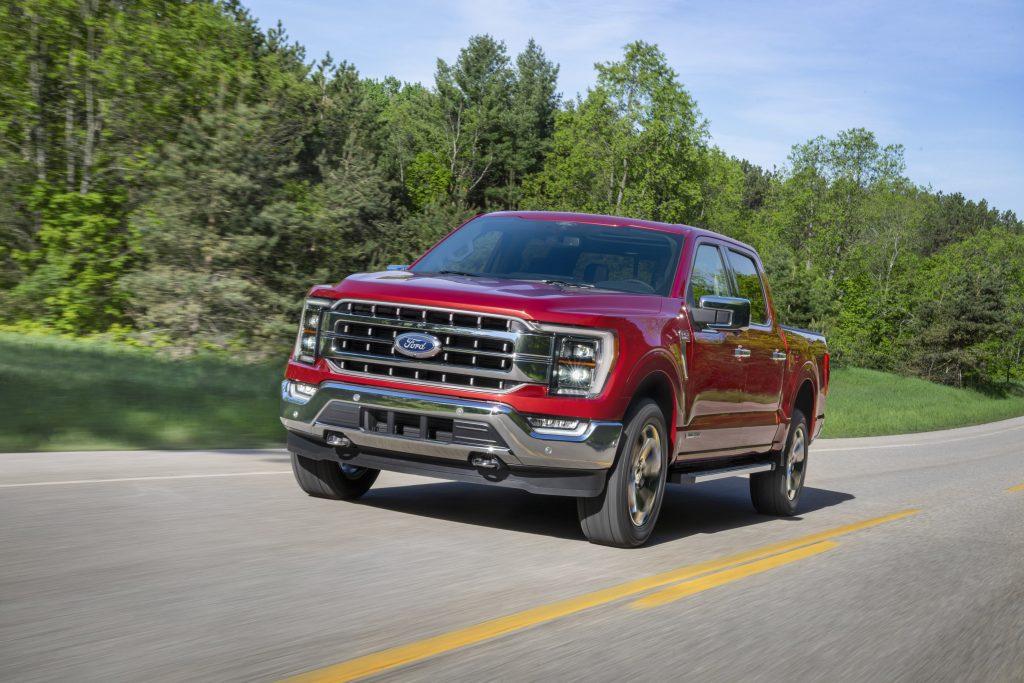 2021 Ford F-150 3.0L Powerstroke Diesel
