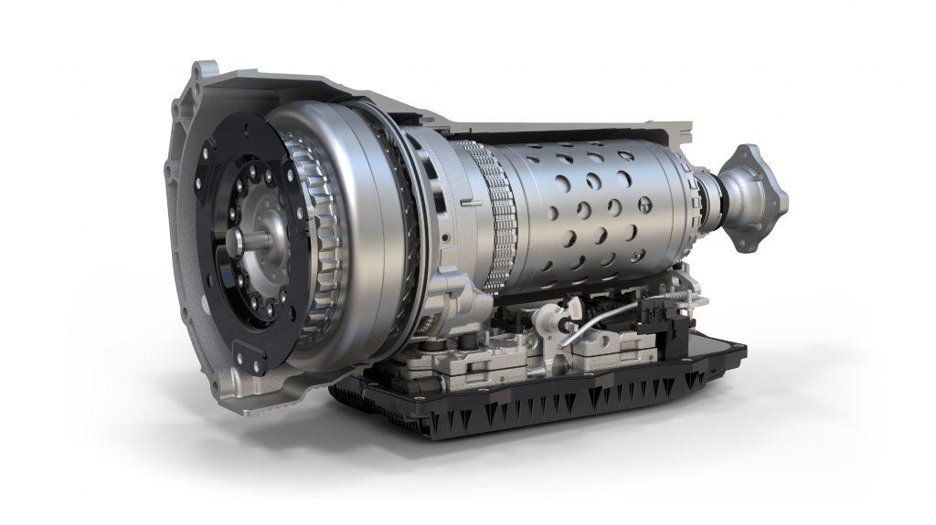 2020 Ram 1500 TorqueFlite 8-speed Auto Transmission
