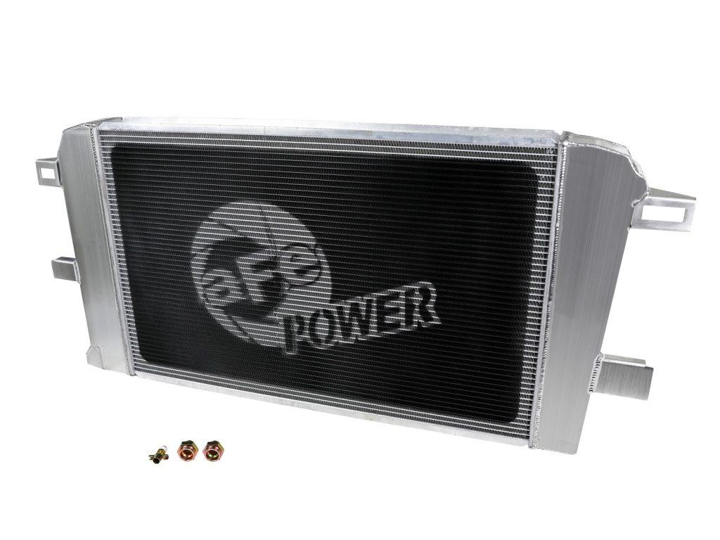 AFE BladeRunner Radiator for LB7 Duramax