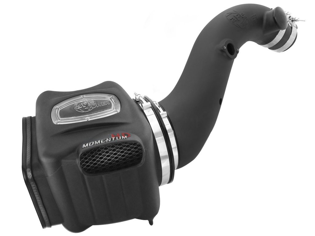AFE Power Momentum Cold Air Intake SYstem : LB7 Duramax Performance Upgrades
