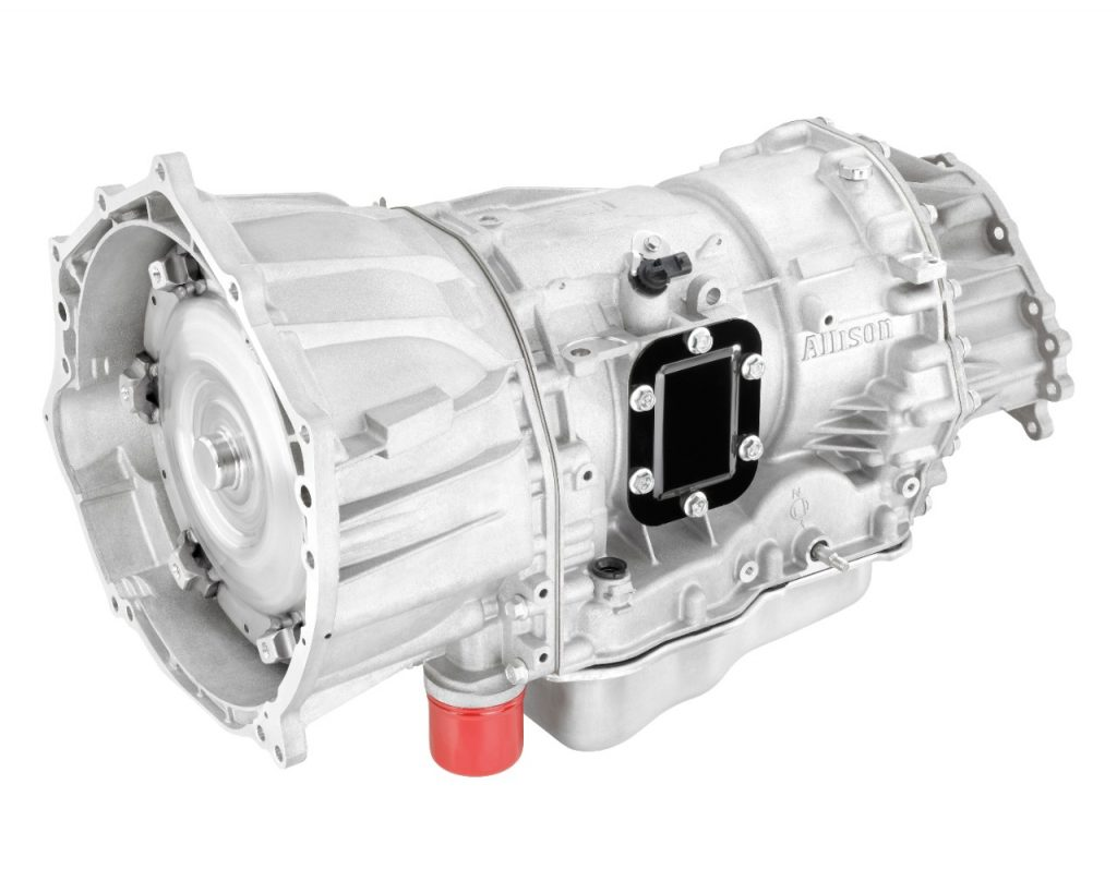 6 Speed Automatic Allison Transmission