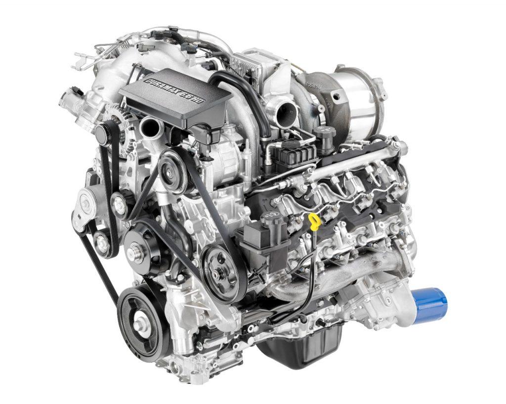 6.6L L5P Duramax Diesel Engine