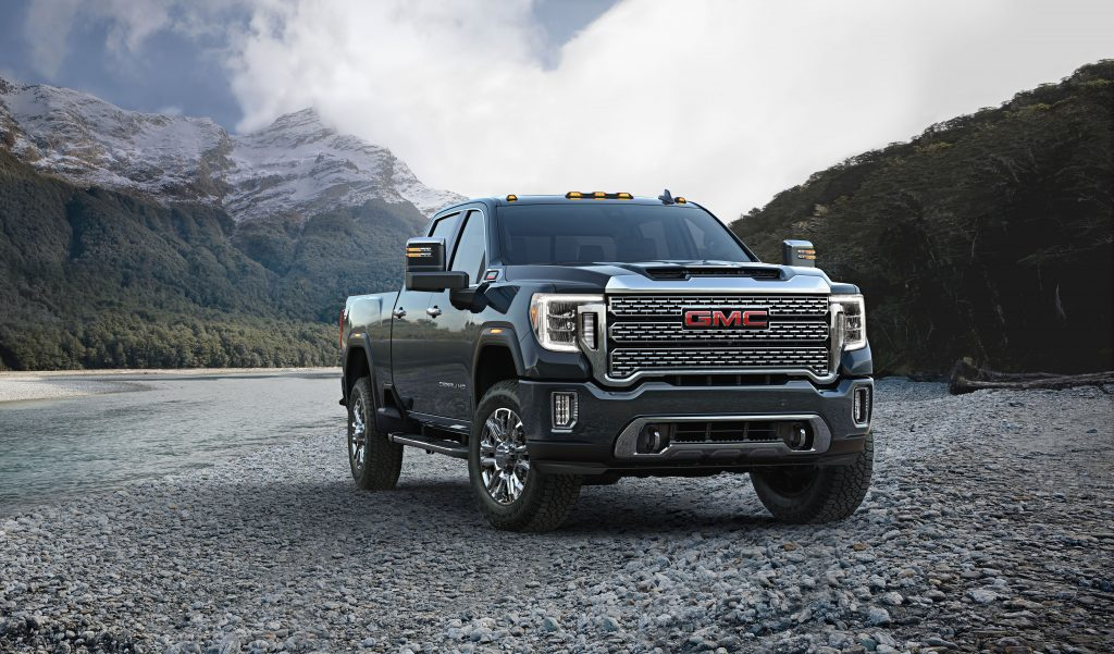 2020 Sierra HD with the L5P Duramax Engine