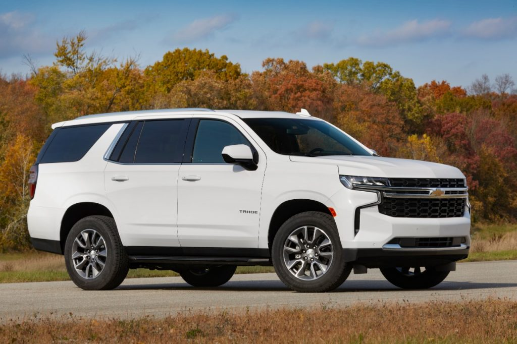 3.0L LM2 Duramax Joins GM SUV Lineup in 2021