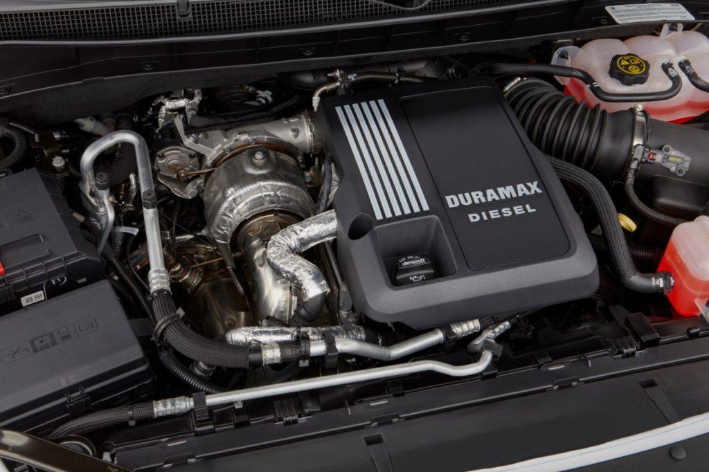 3.0L LM2 Duramax Diesel Engine Performance Specs