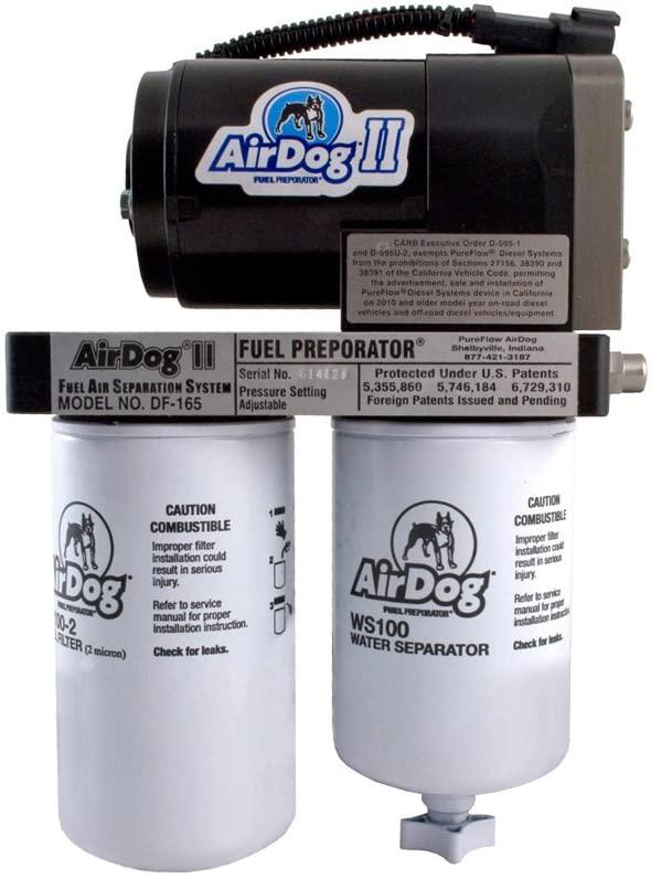 LLY Duramax Air Dog II-4G 100 GPH Lift Pump
