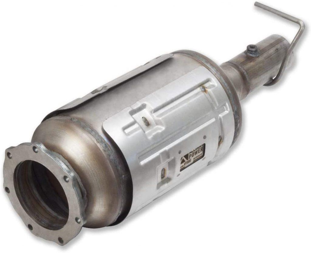 Alliant Power 6.4l Powerstroke DPF system