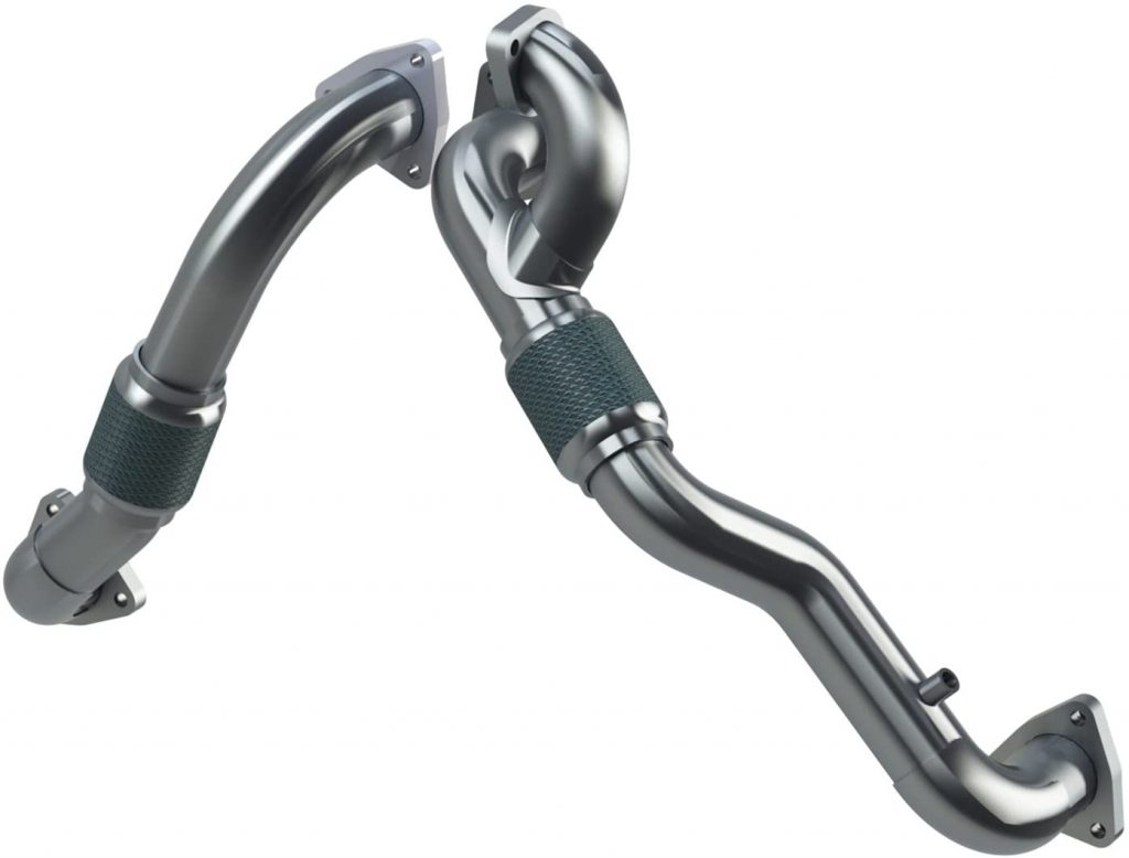 MBRP 6.4L Powerstroke up-pipe kit