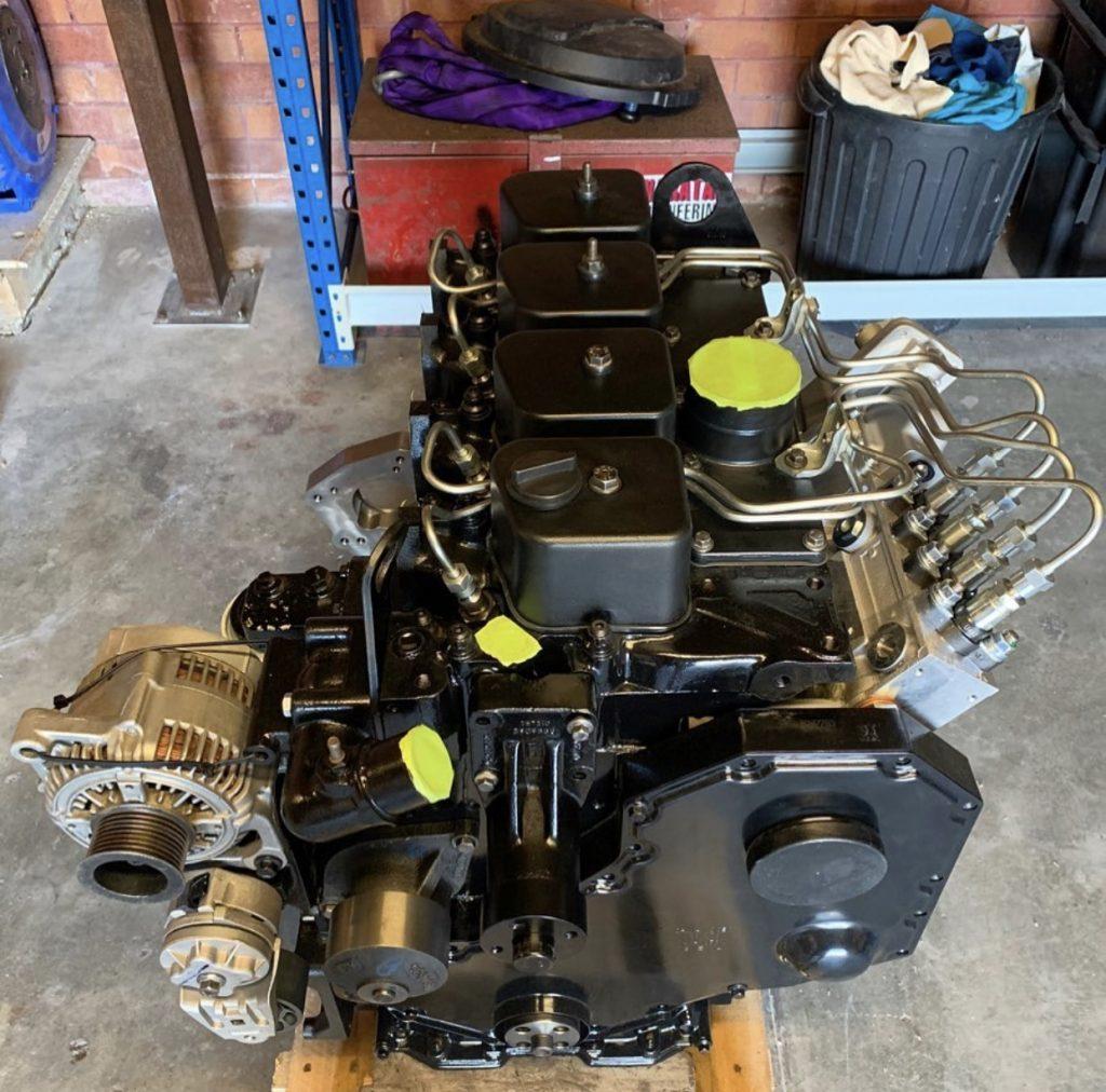 3.9L 4BT Cummins Engine Specs