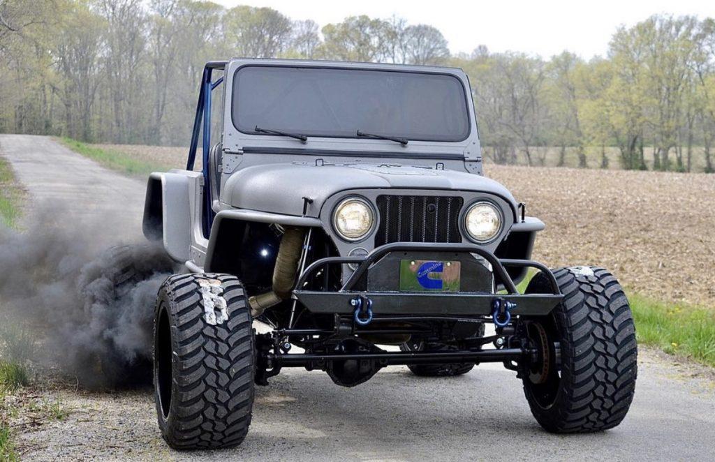 4bt Cummins Jeep Wrangler