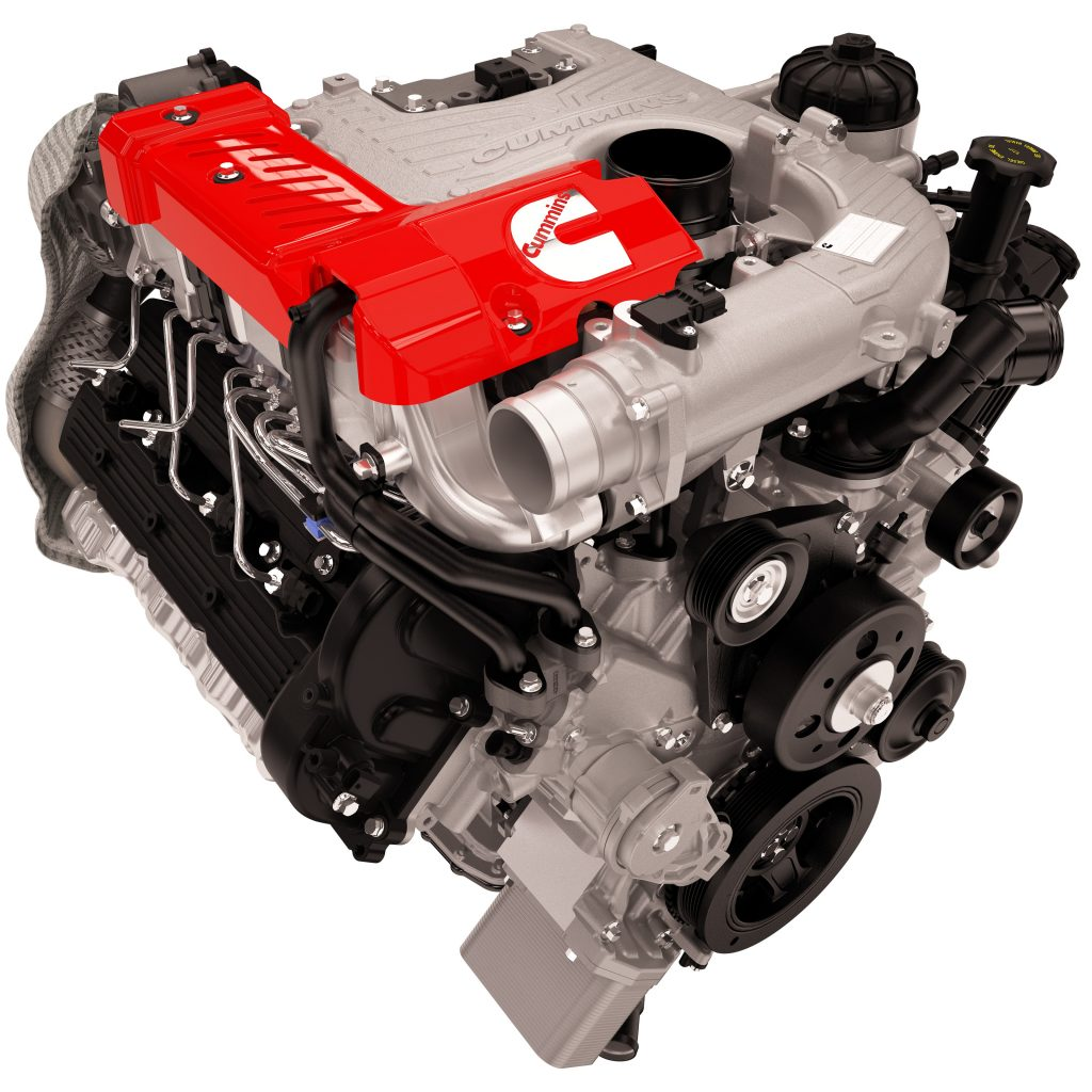 5.0L Cummins Engine