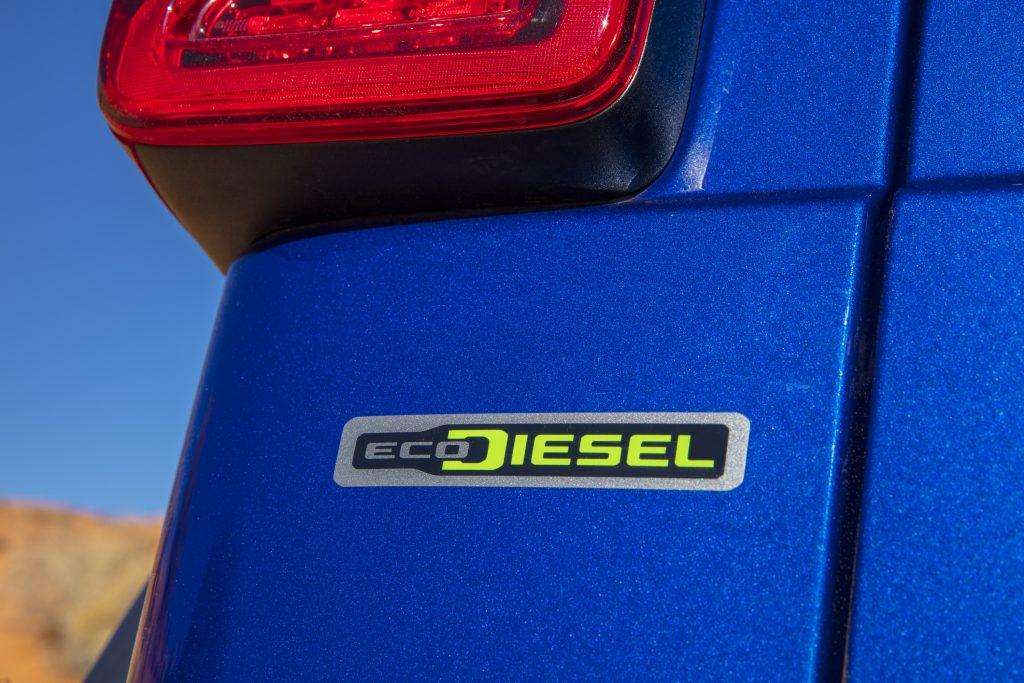 Jeep Wrangler EcoDiesel Badges