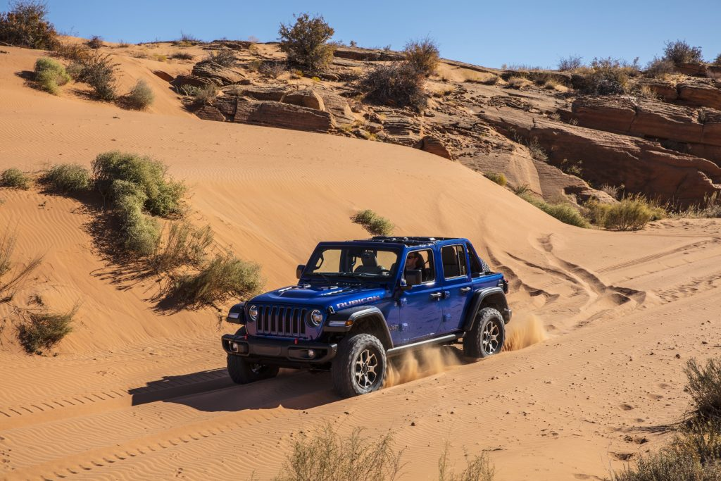 2020 Jeep Wrangler EcoDiesel Rubicon