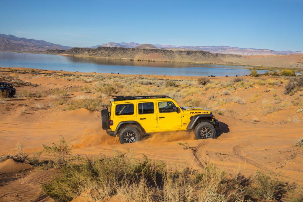 Jeep Wrangler Diesel Performance