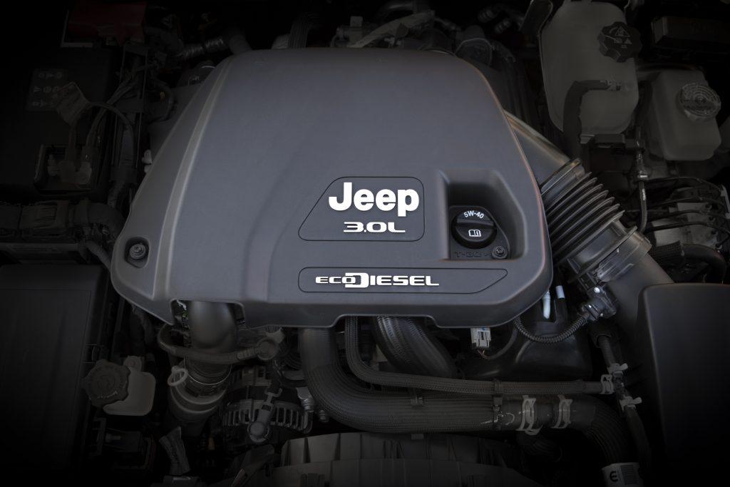 Jeep Wrangler 3.0L EcoDiesel Specs