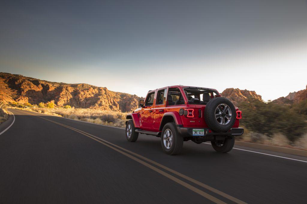 Jeep Wrangler Diesel Fuel Economy And Average MPGS
