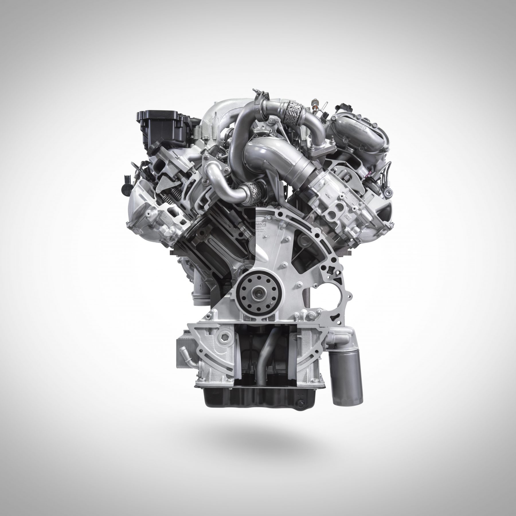 6.7l Powerstroke Diesel Engine
