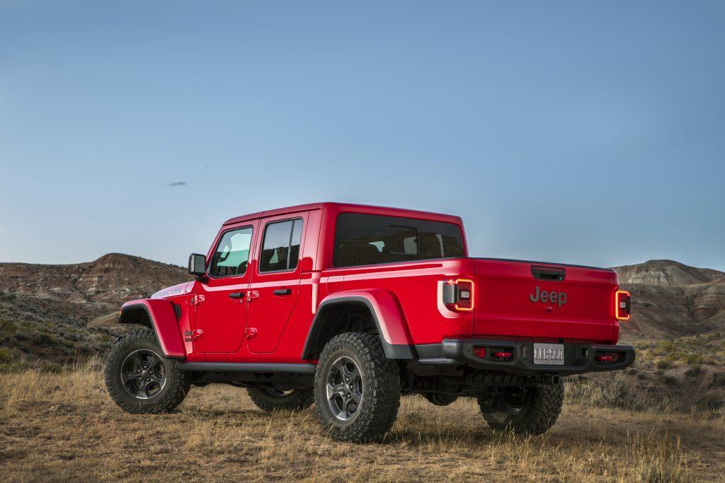 2021 Jeep Gladiator 3.0L EcoDiesel