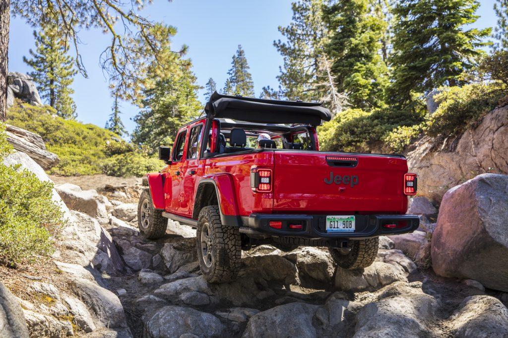 Jeep Gladiator 3.0L EcoDiesel Performance